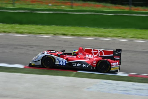 ELMS 2014 IMOLA - 5éme place poura MORGAN THIRIET by TDS -Photo Max MALKA