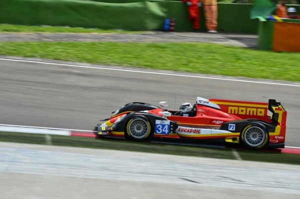 ELMS-2014-IMOLA-RACE-PERFORMANCE-FREY-MAILLEUX-Photo-Max-MALKA