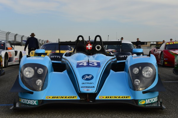 ELMS-2014-Test-PAUL-RICARD-les-1er-2-avril-La-MORGAN-NEWBLOOD-Photo-Antoine-CAMBLOR.