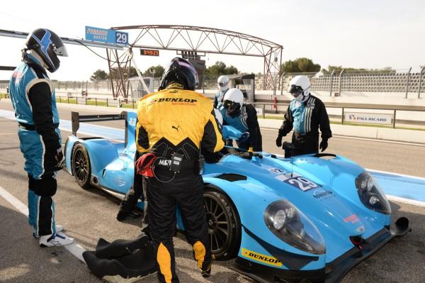 LMS 2014- Test au Paul RICARD- La MORGAN du Team NEWBLOOD - Phopto Antoine CAMBLOR