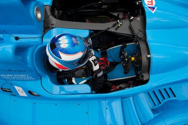 ENDURANCE ELMS 2014 - Pegasus Racing Morgan Nissan LMP2 Julien Schell