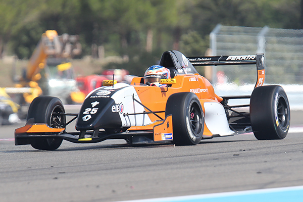 EUROCUP-FORMULE-RENAULT-2013-PAUL-RICARD-LEO-ROUSSEL-course-2-le-29-septembre-photo-Gilles-VITRY