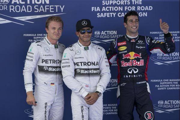 F1-2014-BARCELONE-LE-PODIUM-DU-GP-ESPAGNE-avec-HAMILTON-1er-ROSBERG-2-et-RICCIARDO-3.