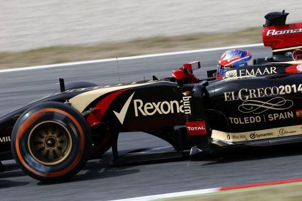 F1-2014-BARCELONE-LOTUS-RENAULT-de-ROMAIN-GROSJEAN.