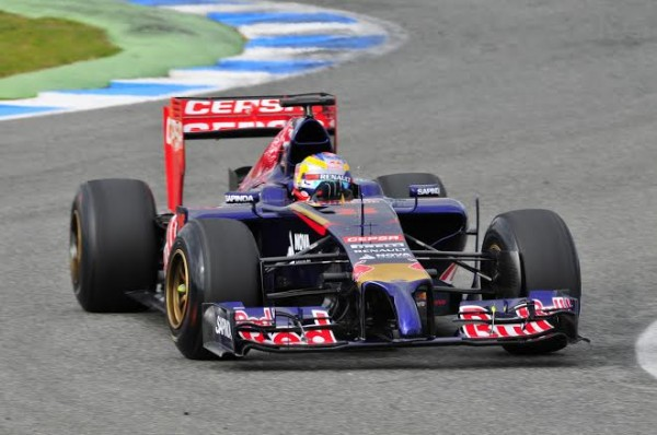 F1-2014-JEREZ-essai-28-Janvier-TORO-ROSSO-Jean-Eric-VERGNE-Photo-Max-MALKA