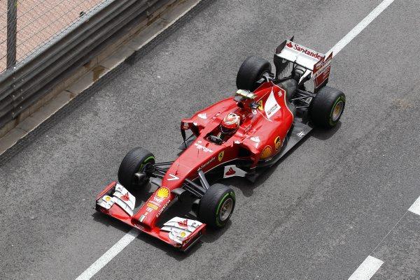 F1-2014-MONACO-KIMI-RAIKKONEN