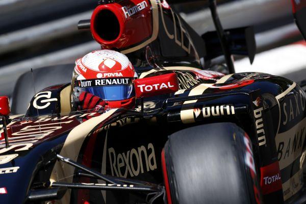 F1 2014  MONACO ROMAIN GROSJEAN
