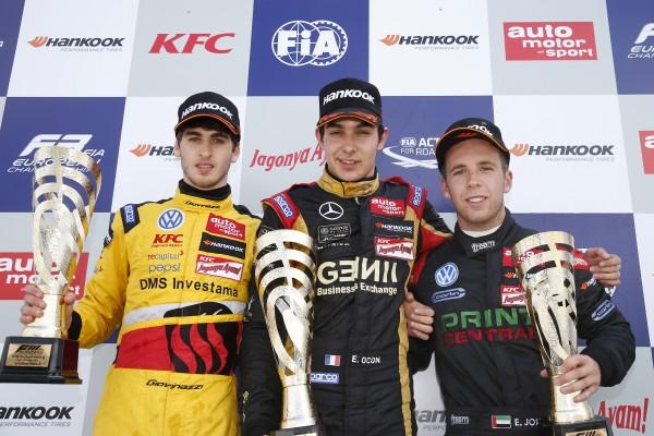 F3 2014 HOCKENHEIM - ESTEBAN gagne la 2éme course.j