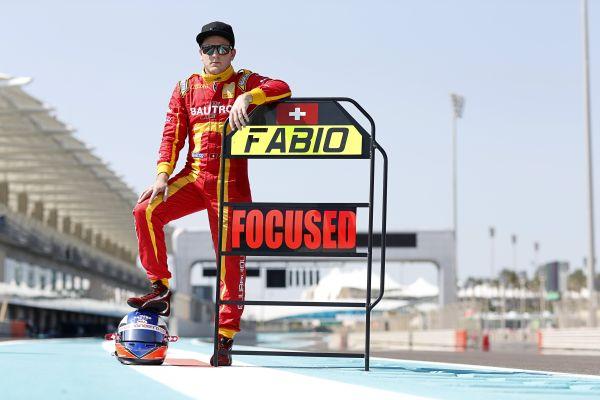 GP2 2013 ABOU DHABI- FABIO LEUMER le CHAMPION 2013