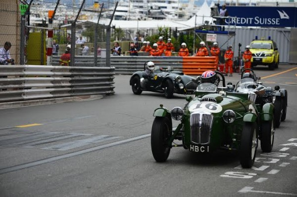GRAND-PRIX-HISTORIQUE-MONACO-2014-N°16-FRAZER-NASH-Le-Mans-MK1-de-1950-de-Tim-SUMMERS-Photo-Max-MALKA.