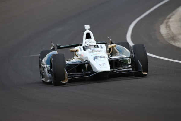 INDYCAR-2014-INDIANAPOLIS-La-DALLARA-de-ED-CARPENTER