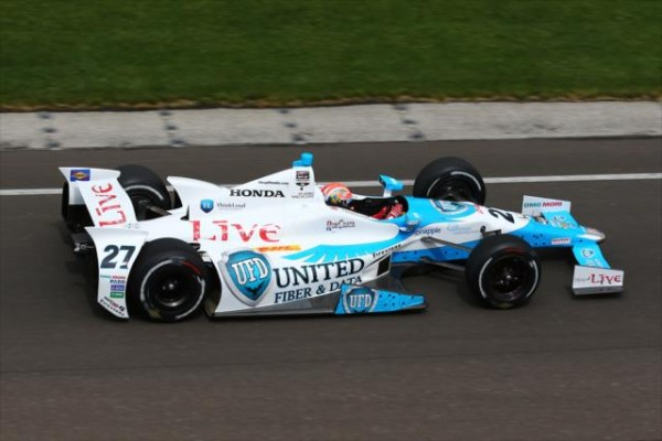 INDYCAR-2014-Indianapolis-DALLARA-James-HINCHCLIFFE