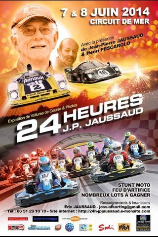 KARTING-24-HEURES-Jean-Pierre-JAUSSAUD-Affiche