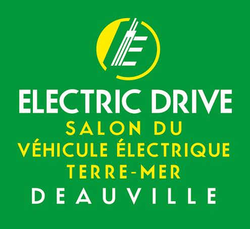 LOGO SALON ELECTRIC DRIVE DEAUVILLE 2014