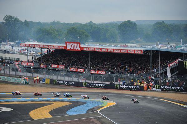 MOTO-GP-2014-GP-DE-FRANCE AU MANS