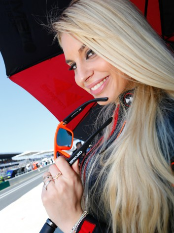 MOTO GP  2014 GP DE FRANCE - LES GIRLS DE MONSTER 10
