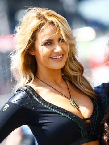MOTO GP  2014 GP DE FRANCE - LES GIRLS DE MONSTER 3