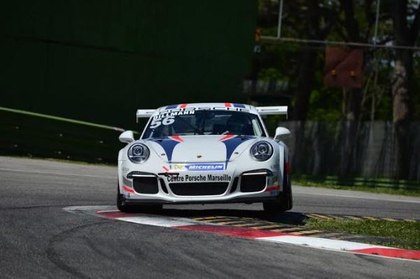 PORSCHE-CARRERA-CUP-2014-IMOLA-TOM-DILLMANN-Photo-Max-MALKA