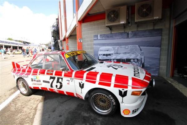 SPA-CLASSIC-2014-La-BMW-3.0-CSL-des-vainqueurs-MESTDAGH-THIBAUT-©-Manfred-GIET