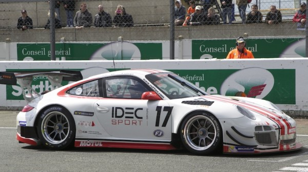 VdeV-2014-LE-MANS-GT-La-PORSCHE-du-Team-RUFFIER-Racing-photo-Thierry-COULIBALY