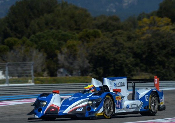 WEC-2014-Prologue-PAUL-RICARD-essai-de-nuit-ORECA-03-NISSAN-Team-KCMG-Photo-Antoine-CAMBLOR