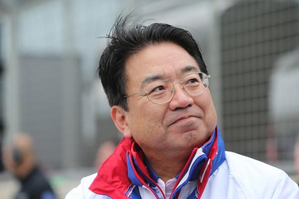 YOSHIAKI KINOSHITA.
