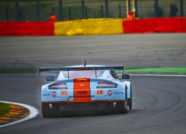 WEC 2014 SPA -ASTON MARTIN N°95 - Photo Max MALKA