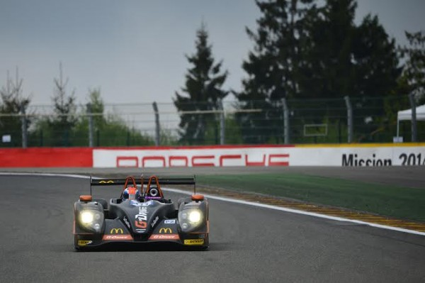 WEC 2014 SPA -MORGAN NISSAN G DRIVE Photo Max MALKA