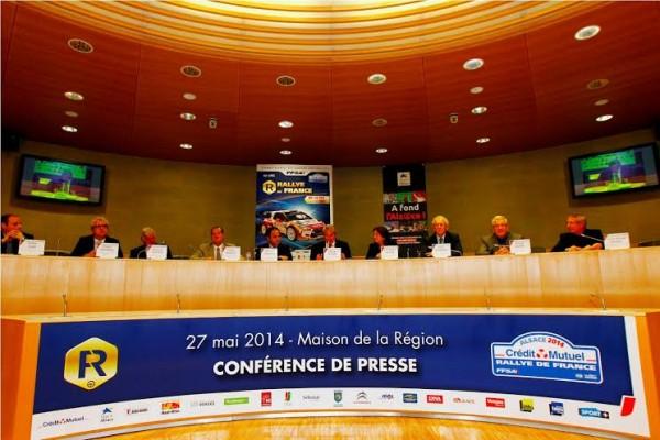 WRC-2014-ALSACE-Presentation-du-Rallye-de-France-Alsace-2014©-Claude-Saulnier-Agence-S-Presse