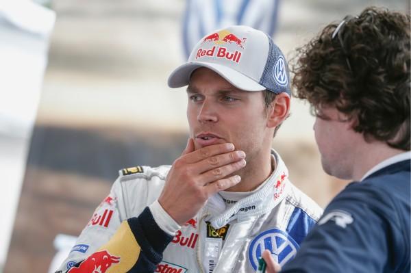 WRC 2014 ARGENTINE Andreas MIKKELSEN.