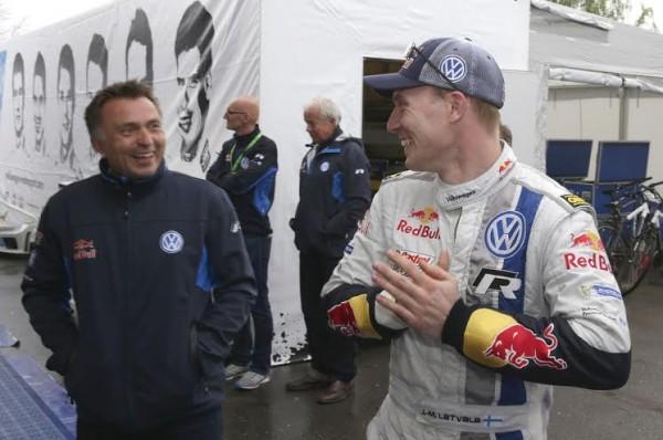 WRC 2014 ARGENTINE LATVALA et JOST CAPITO