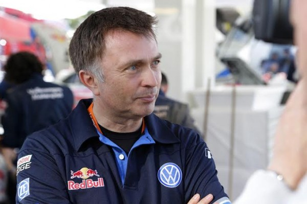 WRC 2014 ARGENTINE - Team VW JOST CAPITO - Photo TEAM.