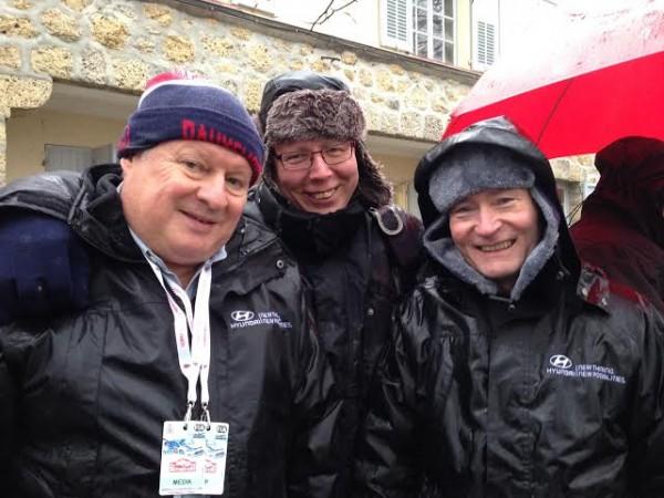 WRC-2014-MONTE-CARLO-Au-sommet-du-Col-de-Breuil-avec-Gilles-GAIGNAULT-Stephane-BARBE-de-lEquipe-et-Gilles-VIRMOUX-