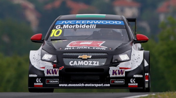 WTCC-2014-HUNGARORING-Gianni-MORBIDELLI