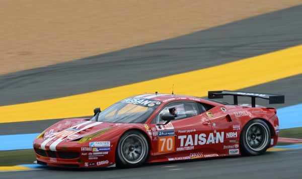 24-HEURES-DU-MANS-2014-FERRARI-Team-TAISAN-Num-70-Photo-Thierry-COULIBALY.