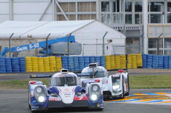 24-HEURES-DU-MANS-2014-Test-Preliminaire-C-est-dans-le-secteur-trois-que-les-Toyota-prennent-lavantage-sur-les-Audi-Photo-Patrick-Martinoli