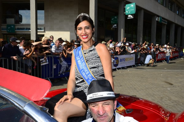 24-Heures-du-MANS-2014-GRANDE-PARADE-Miss-24-HEURES-Photo-Max-MALKA