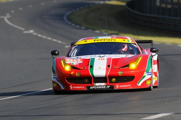 24HEURES DU MANS 2014 Scu deria AF CORSE Ferrari 60 -Photo Patrick MARTINOLI.