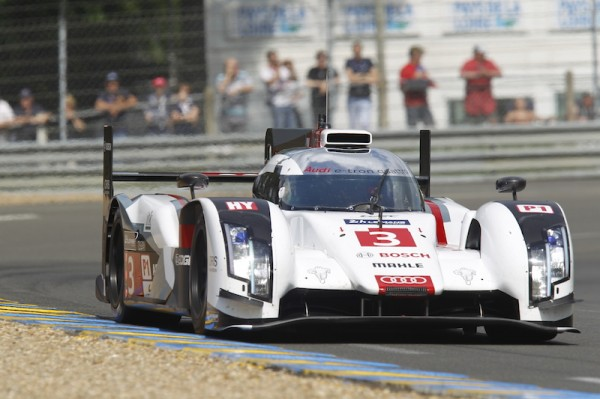 24HEURES DU MANS 2014 - AUDI N°3 - Photo Thierry COULIBALY