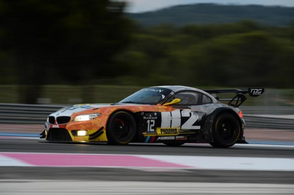 BLANCPAIN-2014-Paul-Ricard-BMW-Z4-N°-12-Photo-Antoine-Camblor