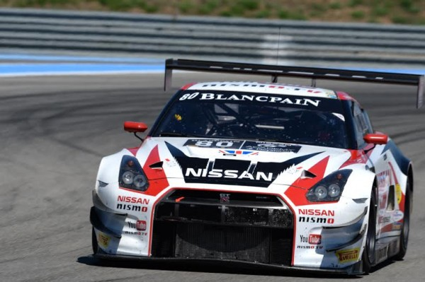 BLANCPAIN-2014-Paul-Ricard-NISSAN-N°-80-Photo-Antoine-Camblor