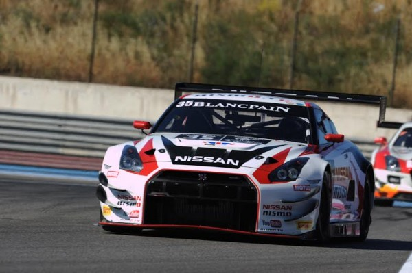 BLANCPAIN-2014-Paul-Ricard-NISSAN-N°35-Photo-Antoine-Camblor.