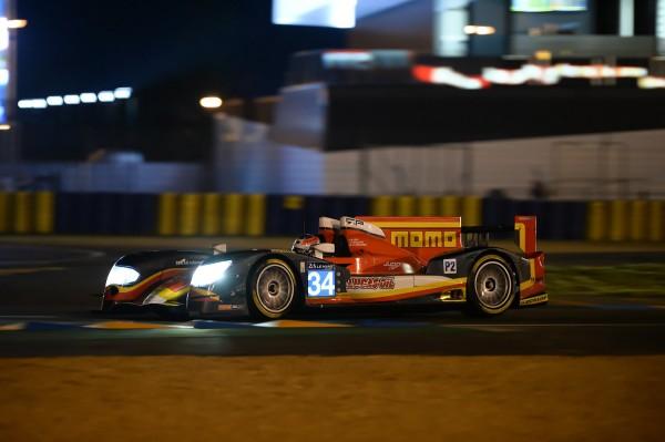 ORECA NISSAN Team RACE PERFORMANCE