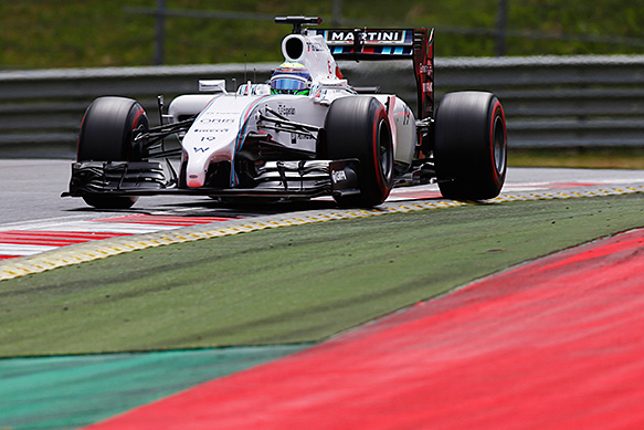 F1-2014-AUTRICHE-WILLIAMS-MERCEDES-DE-MASSA