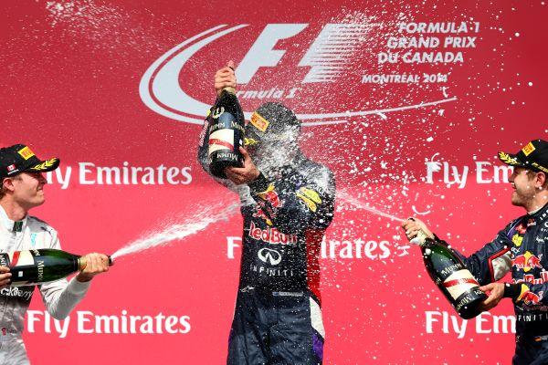 F1-2014-MONTREAL-PODIUM-avec-ROSBERG-second-RICCIARDO-Vainqueur-et-VETTEL-3éme