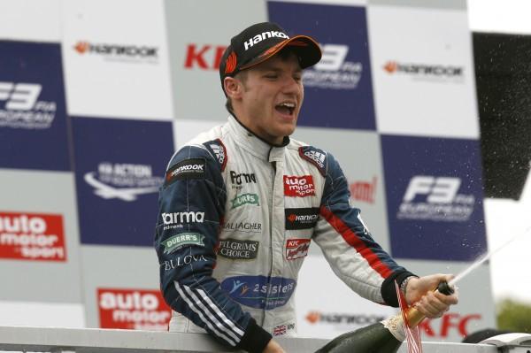 F3 2014 NORISRING JORDAN KING 3éme de la 3éme course le 29 juin