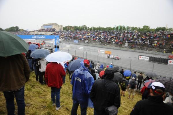 F3 2014 NORISRING la 3éme course sous la pluie.