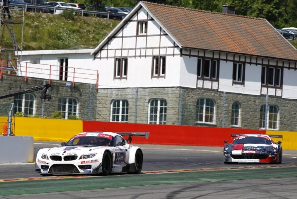 GT TOUR 2014 SPA BMW.