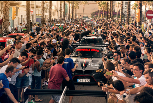 GUMBALL-3000-2014-Gros-succés-populaire