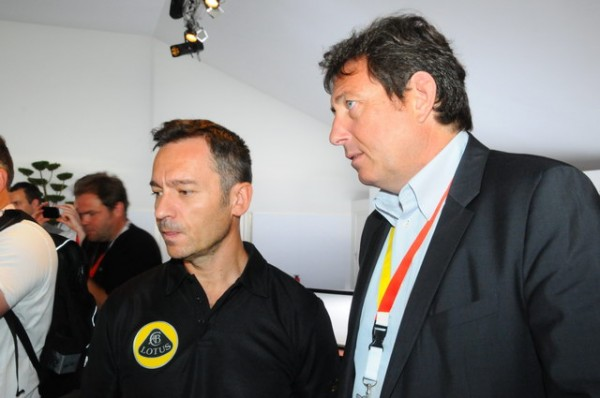 Le-Mans-2014-Présentation-Lotus-Photo Patrick-Martinoli
